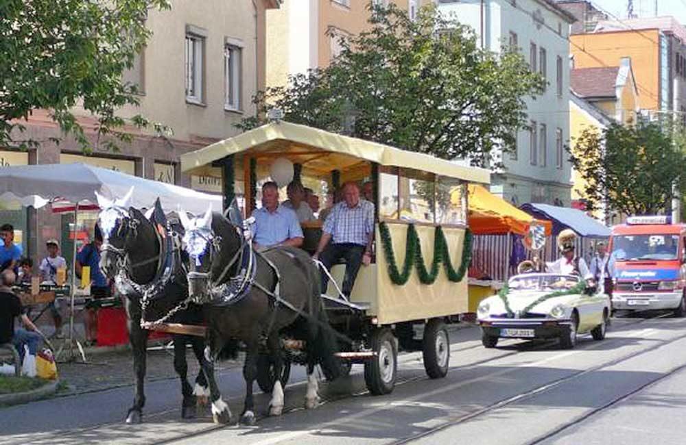 Oberhauser Marktsonntag