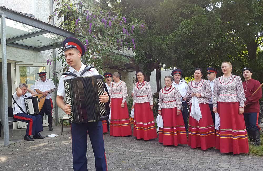 Kosakenmusik