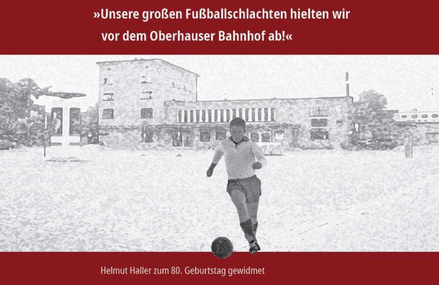 Buch über Helmut Haller