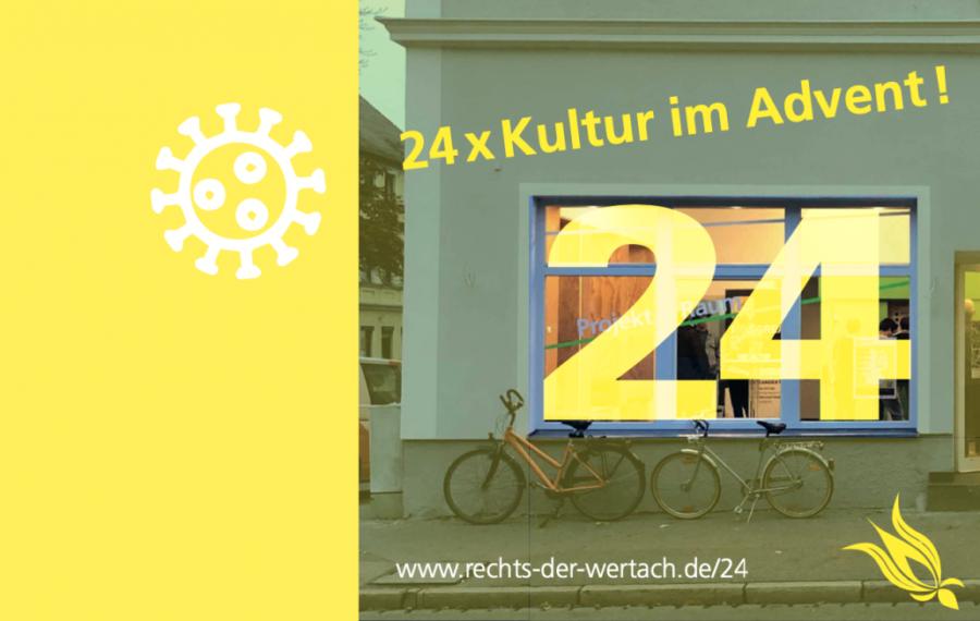 24 x Kultur im Advent